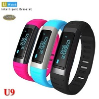 2014 U Watch U9 U-See Smart Bluetooth Watch SmartWatch Wrist Pedometer Hotspots For iPhone Android Samsung