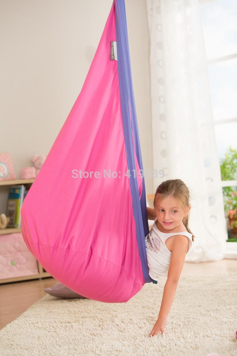 Pink Baby Swing Outdoor