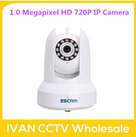 Free Shipping 720P 1.0 Megapixel Indoor Wifi ip camera Motion Detection /Mobile /Network /Night Vision Ipcamera robot ip camera