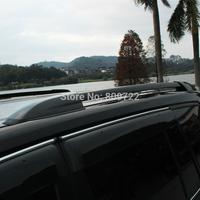 New Highland original aluminium alloy universal SUV MPV Car roof rack/luggage boxes roof rails accessories