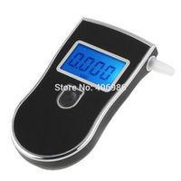 Digital Breath Alcohol Tester Breathalyzer  Prefessional Police Parking Car Detector Gadget