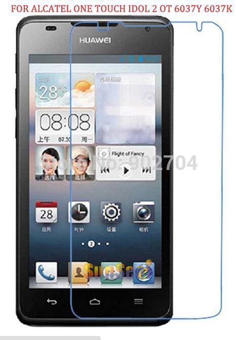 Защитная пленка для мобильных телефонов 5pcs/alcatel 2 ot 6037Y 6037K защитная пленка для мобильных телефонов motorola x 2 2 x 1 xt1097 0 3 2 5 d