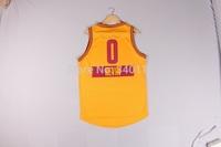 Free Shipping,2014 - 2015 Christmas Edition basketball jersey #0 Kevin Love Christmas basketball jersey