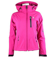 2014 new Women soft shell jacket waterproof windproof casual fashion clothes Outdoor clothing Free shipping