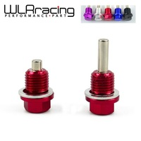 WLR STORE-Magnetic Oil & Tranny Drain Plug Package For honda WITH LOGO