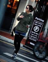 Women Long Sleeve Pullover Hoody Zipper Sweater Shirt Coat Jumper Casual Hoodies#25249010
