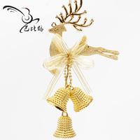Bobby christmas bell pendant division christmas tree bundle decoration supplies christmas gift