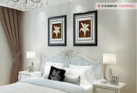 18 Stereo video wallsticker setting Europe type restoring ancient way living bedroom non-woven wallpaper quality goods wholesale
