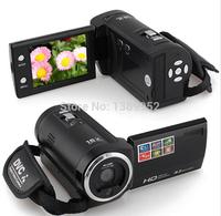 "Black colcor 16MP Waterproof Digital Camera 16X Digital Zoom Shockproof 2.7"" SD Camera black"