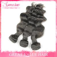 Wholesale Mocha Hair Products Brazillian Hair Loose Wave 10 Pcs Lot Luvin Cheap Hair 100gram Bundles Brazillian Loose Wave