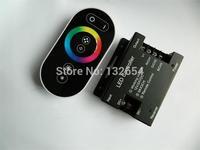Magic dreamcolor RGB LED Controller color wheel ring remote controller RGB LED touch RF controller 24V/12V free shipping