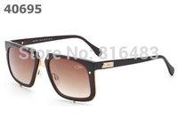 New fashion designer Best quality brand Cazal 643 women men sunglasses square eyewear vogue glasses 5cols free shipping