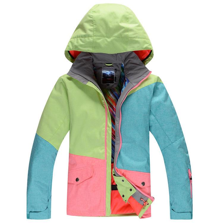 Зимние Куртки Женские Лыжные Костюмы