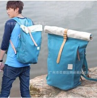 Successors Lee Min Ho The same paragraph Backpack TV drama of the same paragraph Gold sigh Korean Canvas Backpack
