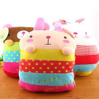 Home fabric child cartoon hand rest sofa pillow siesta small pillow baby gift