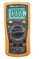 Free shipping VICTOR VC890C+ Digital Multimeter True RMS multimeter 2000UF capacitor temperature measurement