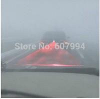 2014 universival rainproof anti fog anti collision car led laser fog lamp tail fog light license plate light,rear tail lamp