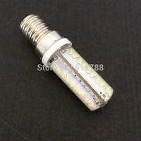 100pcs/lot  E14 LED Bulb 220V 7W Dimmable LED Lamp G9 SMD3014 2014 new year LED light 360 degree Angle led spotlight lamps