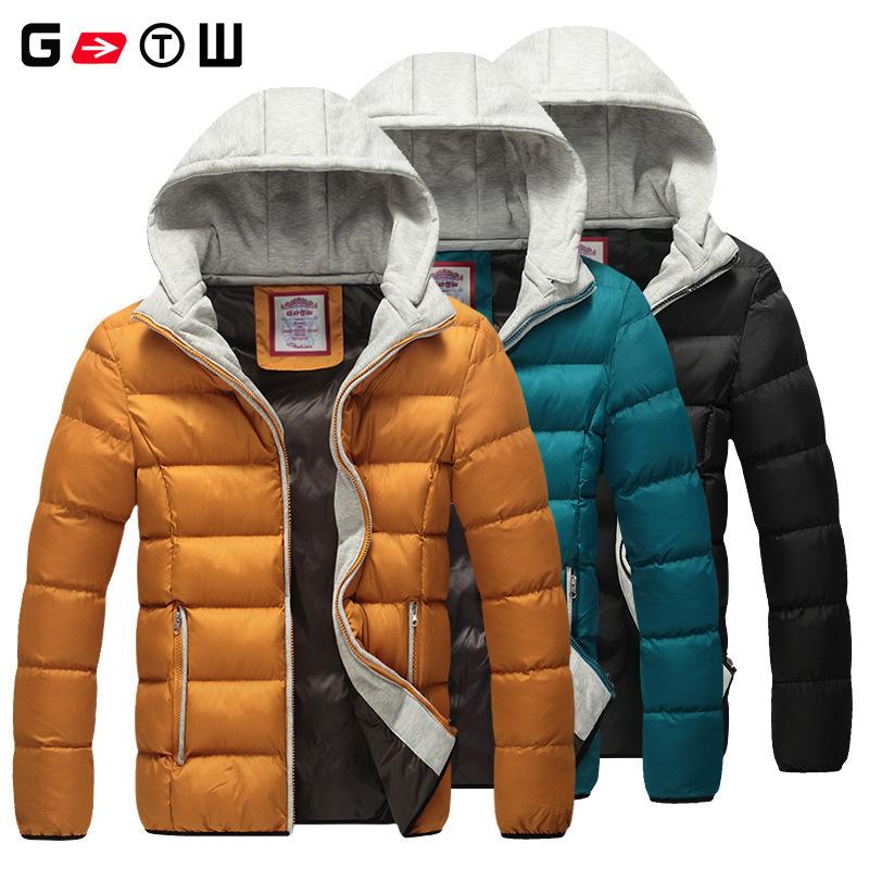 winter jacket men down-jacke