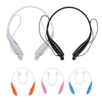 Universal hbs-730 Wireless Music A2dp Stereo Bluetooth Headset HBS 730 Vibration Neckband Style Headset Headphone for Cellphone