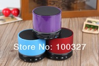 S11 wireless mini bluetooth speaker portable speaker for bluetooth mobliephone support answer calling and TF card