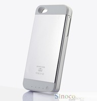 New High Capacity 3500mAh Power Bank Portable External Backup Battery Charger Case Cover Power Supply for iPhone 5S 5
