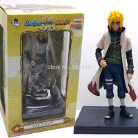 Hiqh Quality 16cm Anime Naruto Shippuden Fourth Hokage Namikaze Minato PVC Figure New in Box Christmas gift Chinese ver.