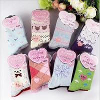 10 pairs/lot Cheap Rabbit Wool Autumn And Winter Warm Thick Socks For Women Ladies Socks