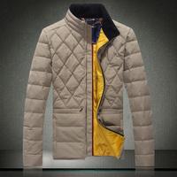 Explosions biological cashmere coat collar jacket men 6608 P245 black