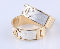 New   jewelry alloy frosted wings bracelet Jewelry lady fashion bangles classic brand bangles