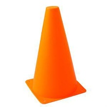 2014 High Quality Road Plastic Traffic Barrier Cone Sign Wear-resistant Elaborate Safety Football Pitch Corner Marker(China (Mainland))