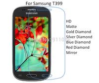 For Samsung Galaxy T399 HD/Matte/Diamond Screen Protector Film Free Shipping