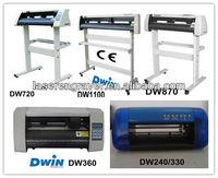 DW1100 best sell plotter cutter for vinyl paper