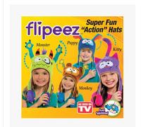 Winter Warm High Quality Popular Animal Magic Flipeez Super Fun Action Children Bomber Hats