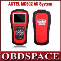Original AUTEL MaxiDiag Elite MD802 All System+DS Model DHL Free