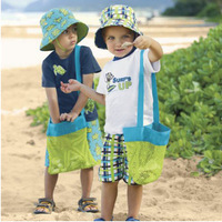 New arrival child baby bags light crossbody beach bag shell toy storage messenger bags for travel
