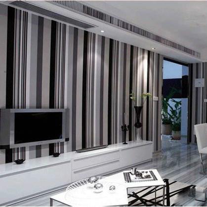 sanviro | tapete fürs esszimmer, Wohnzimmer