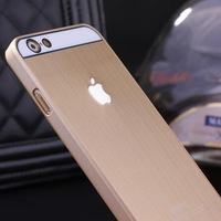 Hot High Level Phone Case For iphone 6 Tyrant Protective Cover Metal Wire Mobile Phone case for iphone 6 4.7""