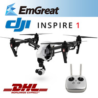 DHL DJI Inspire 1 Aerial Film-making 3-Axis Gimbal 4K HD Camera Drone Quadcopter RC Helicopter + Single Remote Control P0017751