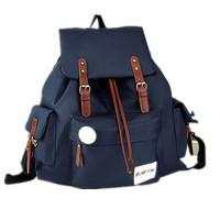 New Fashion Satin Women and Men Backpack,Middle School Student Bag for Girls and Boys,Big Capacity Shoulder Bag Backpack