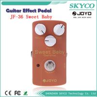 Joyo JF-36 Sweet Baby a low-gain overdrive effect Guitar Pedal