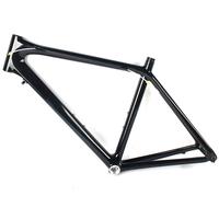Carbon fiber frame bicycle frame mountain bike ultra-light carbon fiber road bike