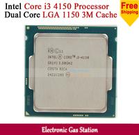 Original Processor for Intel Core i3 4150 Dual Core 3.5GHz LGA 1150 HD Graphics L3 Cache 3M Desktop CPU