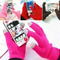 Free Shipping women men winter Couple warm Knit screen touch game gloves & touchscreen Mittens glove