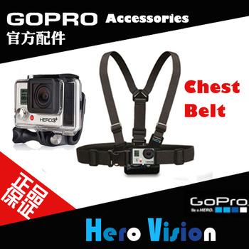 Go Pro регулируемый эластичный Gopro нагрудный ремень для Gopro Hero3 2 SJ4000 и SJ4000 wi-fi 1080 P Full HD digitals фотоаппараты