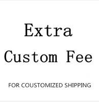 Taxa de costume Extra para Custom Made cor / tamanho