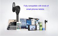 New Arrival Ultralight Design Wireless Bluetooth 4.0 Earphone Headset For Ears Support FM Radio SD Card MP3 Player