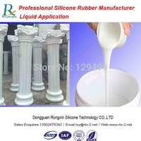 Concrete molding silicone rubber,gypsum silicone rubber for make mold manufacturer