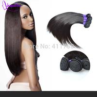"Rosa hair products peruvian virgin hair straight 4pcs lot,cheap peruvian hair weaves 8""-30"" human hair extension tangle free"