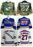 Youth New York Rangers Hockey Jerseys #27 Ryan McDonagh Jersey Cheap Jerseys